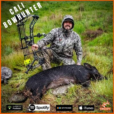 Cover art for The California Bowhunter