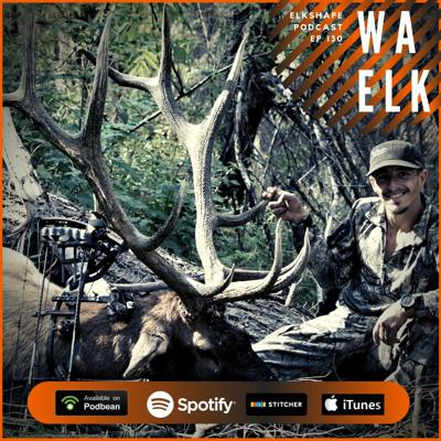 Cover art for Welcome to the Washington State Elk Show