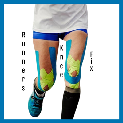Cover art for The Runner's Knee Fix Is In