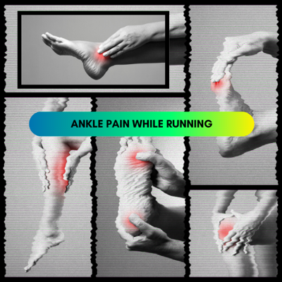 Cover art for Ankle Pain While Running
