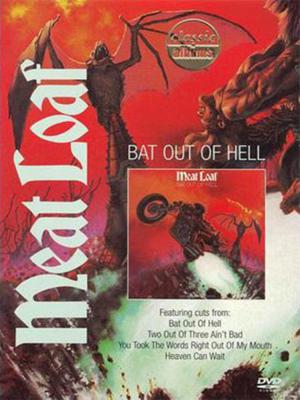 Cover art for Bat Out of Hell Album Retrospective