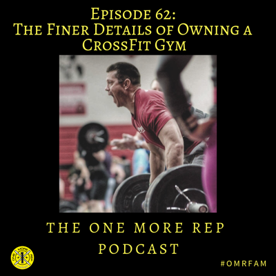 The One More Rep Podcast