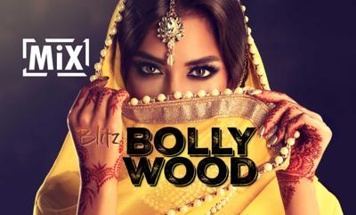 Cover art for Bollywood Blitz Podcast MiX