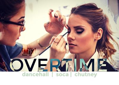 Cover art for Dancehall, Soca, & Chutney  // Overtime Edition // Podcast MiX