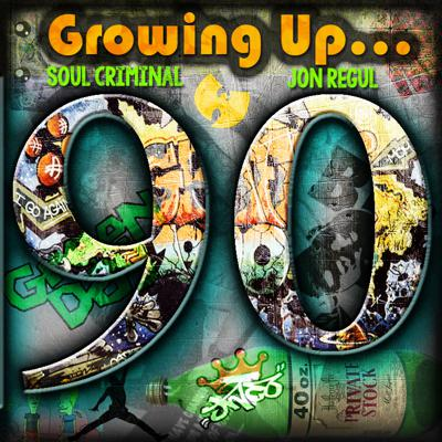 Cover art for EP0...WE DIDN'T GROW UP P**SSIES