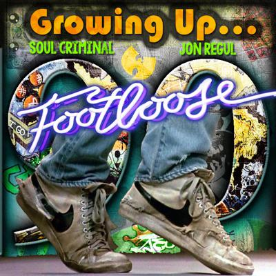 Cover art for EP13...FOOTLOOSE THINGS YOU MAY NOT HAVE KNOWN