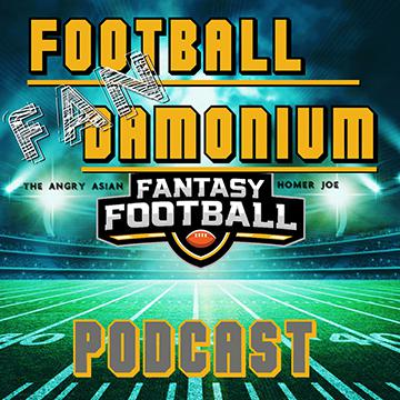 Cover art for EP 27...WEEK 15 PLAYOFFS START SIT