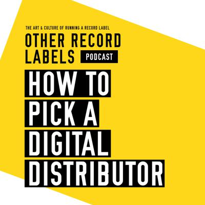 Cover art for How to Pick a Digital Distributor