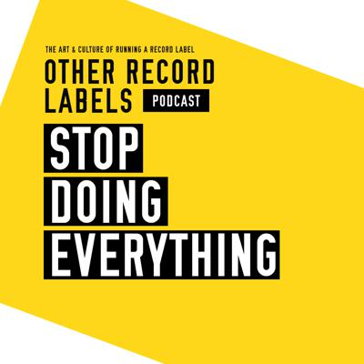 Cover art for Stop Doing Everything