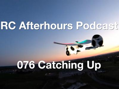 Cover art for 076 RC Afterhours Podcast - Catching Up