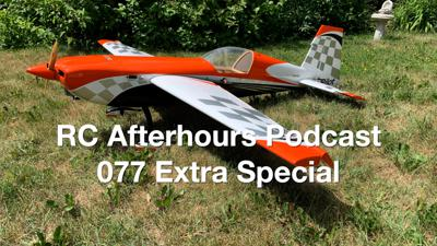 Cover art for 077 RC Afterhours Podcast - Extra Special