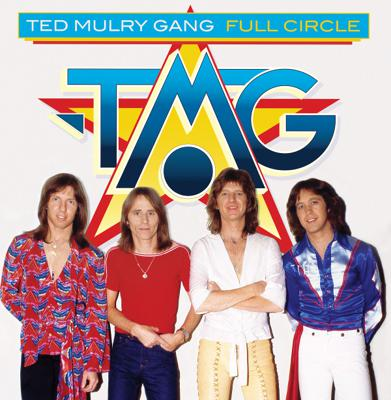 Cover art for Ep13 - Ted Mulry Gang (TMG)