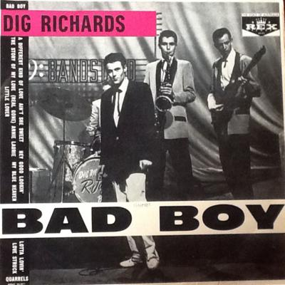 Cover art for Ep14 - Dig Richards & the R'Jays