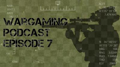 Cover art for Episode 7 - Talking Modern Warfare Gaming and a Contest!