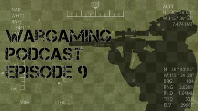 Cover art for Episode 9: Talking Skirmish Sangin and All Things Radio Dishdash