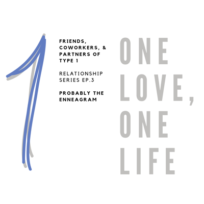 Cover art for One Love: Relationships with Type 1