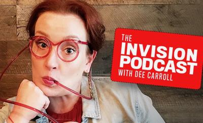 Cover art for INVISION Podcast with Dee Carroll (Episode 9): Eclectic Eye is America's Finest Optical Retailer