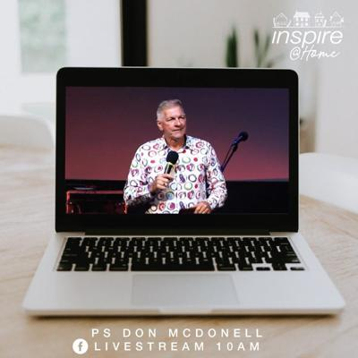 Cover art for 'Seven days of prayer and fasting' with Ps Don McDonell - 7 March 2021