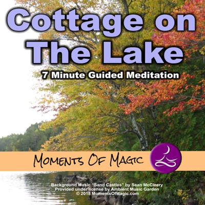 Cover art for Cottage on the Lake - Relaxing Nap Meditation