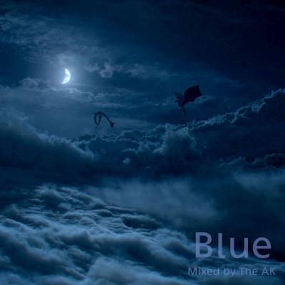 Cover art for Blue [Mixed by The AK]