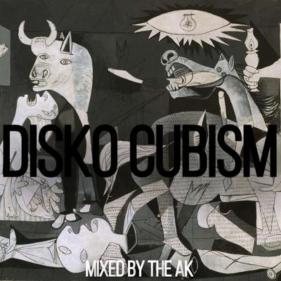 Cover art for Disko Cubism [Mixed by The AK]
