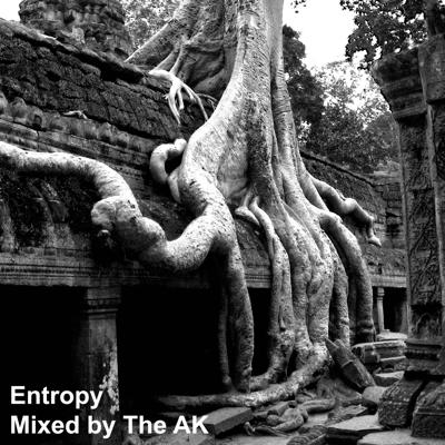 Cover art for Entropy [Mixed by The AK]