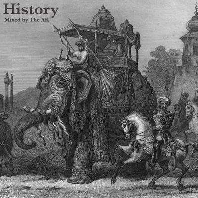 Cover art for History [Mixed by The AK]
