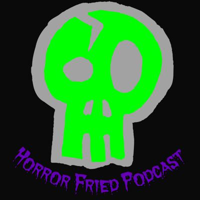 Cover art for Episode 3 Brian and Chris discuss their top 5 Horror Franchises.