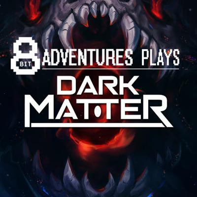 Cover art for Dark Matter 1: A Brain is a Terrible Thing to Waste