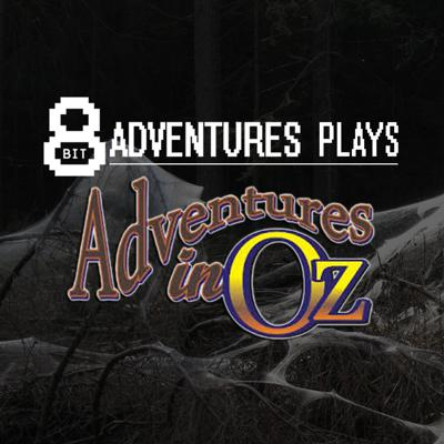 Cover art for Adventures in Oz
