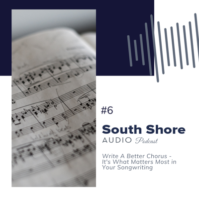 Cover art for #6 Write a Better Chorus - It's What Matters Most in Your Songwriting