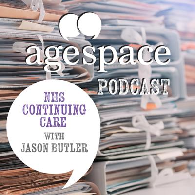 Cover art for NHS Continuing Care with Jason Butler