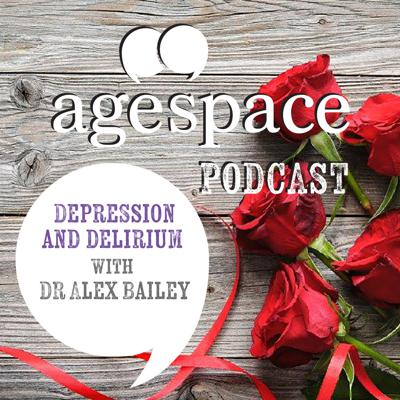 Cover art for Depression and Delirium with Dr Alex Bailey