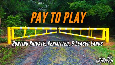 Cover art for Pay To Play - Hunting Permitted & Leased Lands