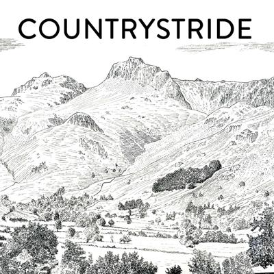 Cover art for Countrystride #26: Piers Gill - A winter's ascent with Mountain Rescue