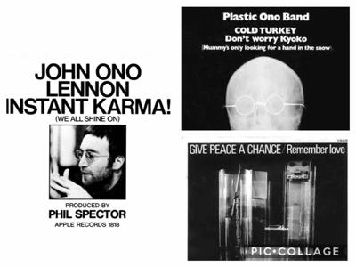 Cover art for Episode 37: Shine On! Re-examining John Lennon's First Three Singles