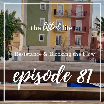 Cover art for Ep #81: Resistance & Blocking the Flow