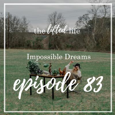 Cover art for Ep #83: Impossible Dreams