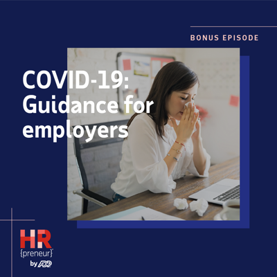Cover art for COVID-19 Guidance for Employers
