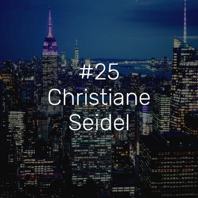 Cover art for #25 – Christiane Seidel: Actress