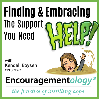 Cover art for Finding & Embracing the Support You Need