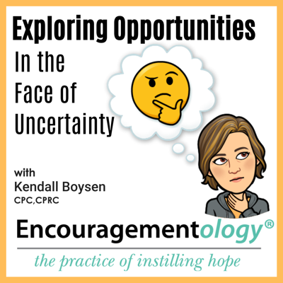 Cover art for Exploring Opportunities in the Face of Uncertainty