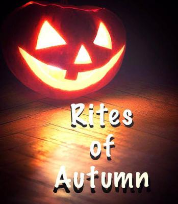 Cover art for Rites of Autumn