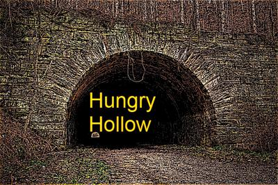 Cover art for Hungry Hollow