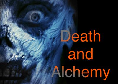 Cover art for Death and Alchemy