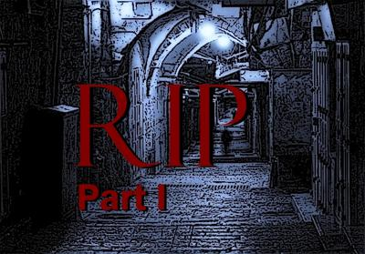 Cover art for RIP Part I