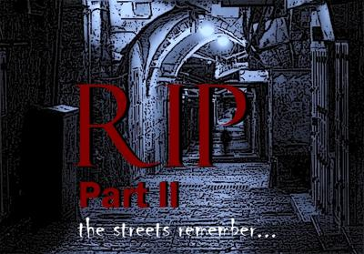 Cover art for RIP Part II
