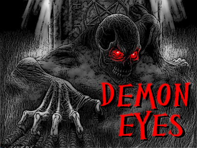 Cover art for Demon Eyes