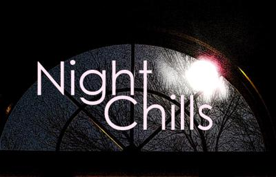 Cover art for Night Chills