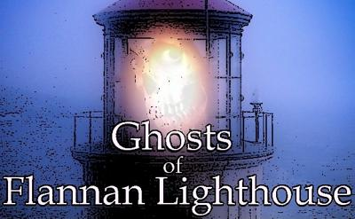 Cover art for Ghosts of Flannan Lighthouse